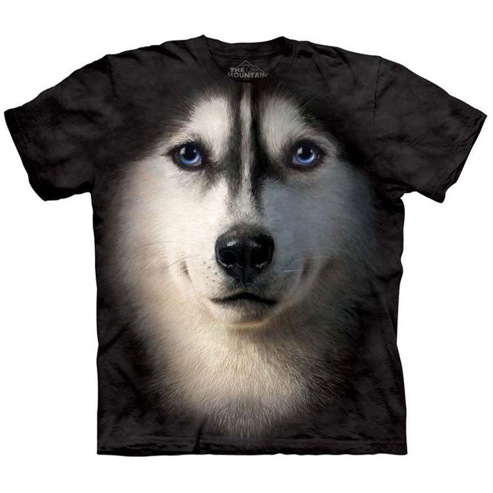 The Mountain Kids Siberian Face T-Shirt