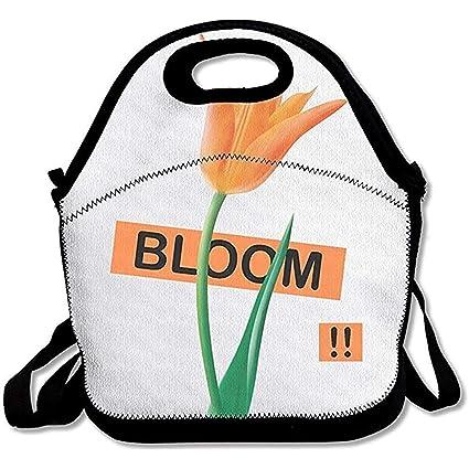 6b7676e9bdb9 Amazon.com - CdVeK9ca Lunch Bag Men Lunch Bag Women Bloom 2017 Lunch ...