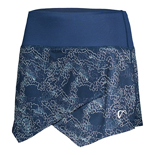 Athletic DNA Sports Apparel Galaxy Origami Skort - Youth - Dress Blue YS