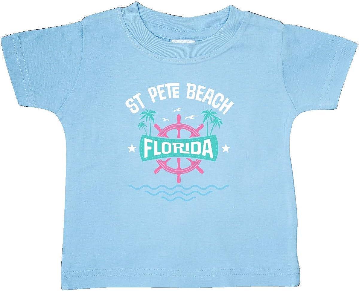 inktastic St Pete Beach Florida Baby T-Shirt