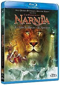Las Crónicas De Narnia: El León, La Bruja Y El Armario Blu