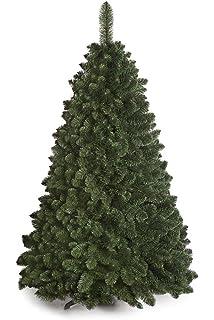 arbol navidad grande abeto del cucaso nuevo en caja bosque tradicional verde lujo con