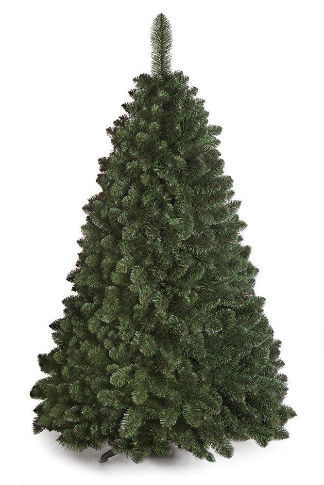 Bosque Tradicional Verde Lujo con Soporte DWA ARBOL Navidad Grande Abeto del C/áucaso Nuevo 180cm Caucasian FIR en Caja