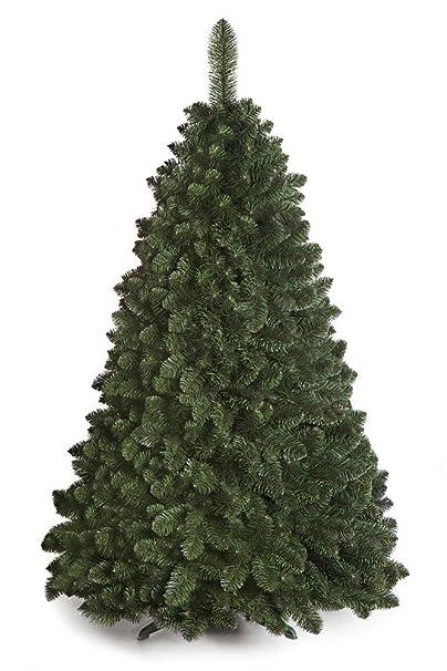 DWA ARBOL Navidad Grande Abeto del Cáucaso Nuevo, en Caja, Bosque Tradicional Verde Lujo con Soporte - 150cm - Caucasian FIR: Amazon.es: Hogar