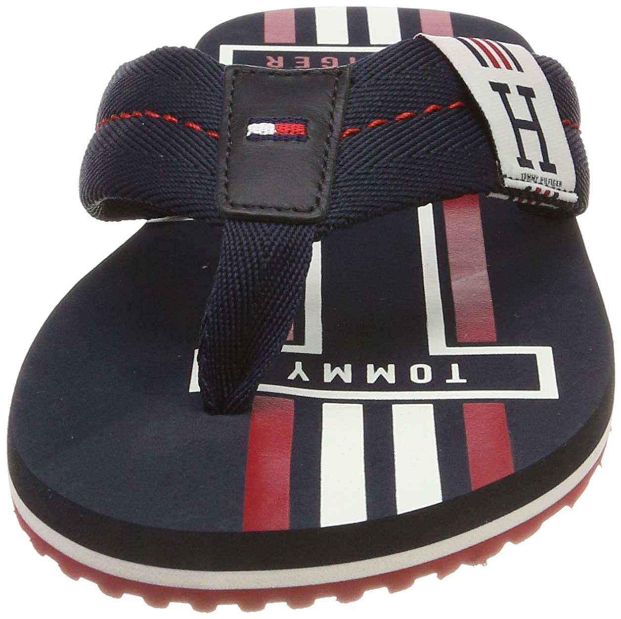 Tommy Hilfiger Badge Textile Mens Beach Sandals