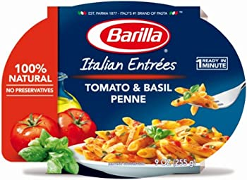 6-Pack Barilla Italian Entrees Tomato & Basil Penne