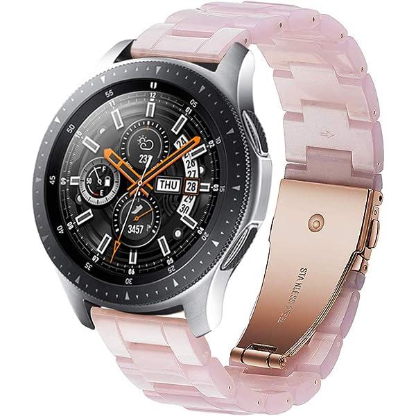 TRUMiRR para Samsung Gear S3 Correa de Reloj, 22mm Pulsera ...