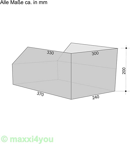 Rattan 01170108 Gep/äcktr/ägerkorb Weidenkorb-Optik Hinten Fahrradkorb Kunststoff Braun
