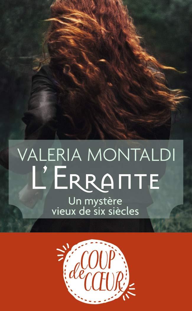 L'errante Poche – 7 novembre 2018 Valeria Montaldi L'errante J'ai lu 2290154431