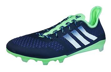 Angebot Spezial Von Adidas Schuhe Deutschland  HERREN Mann Größe 5 ADIDAS Schwarz LINDGRÜN Fußballschuhe SHOE besten Service