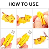 Cable Bite for iPhone Cable Cord Cable Saver Animal Phone Accessory