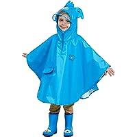 LIVACASA Capucha Lluvia para Niños Bebes ligero Respirable