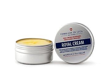 Royal Cream - Crema regeneradora natural. Combate estrías, flacidez y fortalece la epidermis. Con vitaminas, Zinc y Selenio. 100 ml.: Amazon.es: Belleza