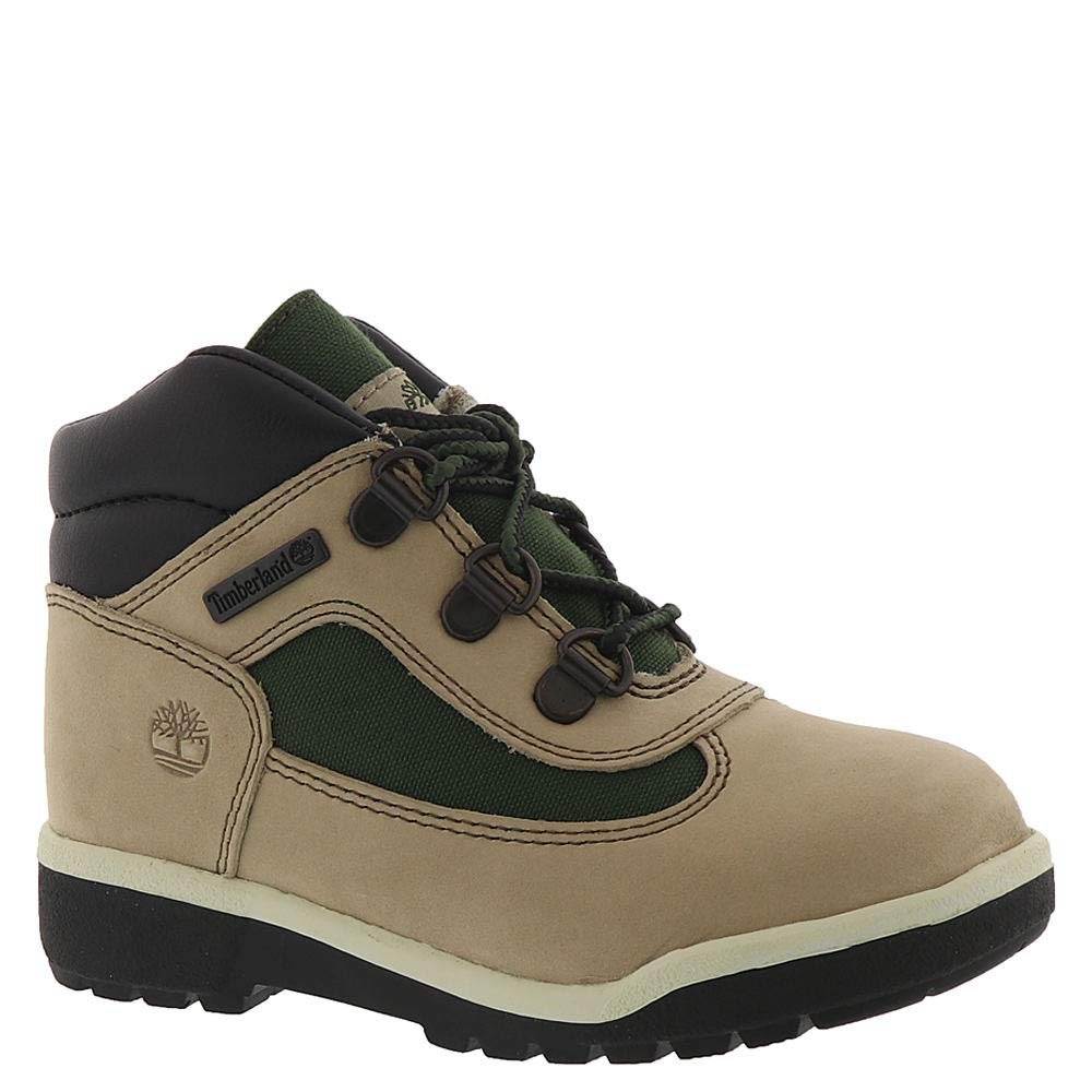 ce2fdda27649a Amazon.com | Timberland Field Lace-Up Boot (Toddler/Little Kid/Big Kid) |  Boots