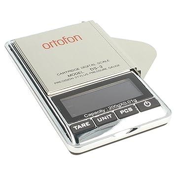 Ortofon ds-3 [tinta aguja Medidor de presión]: Amazon.es ...
