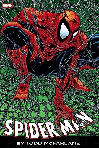 Spider-Man by Todd McFarlane Omnibus (Man Spider Mcfarlane)