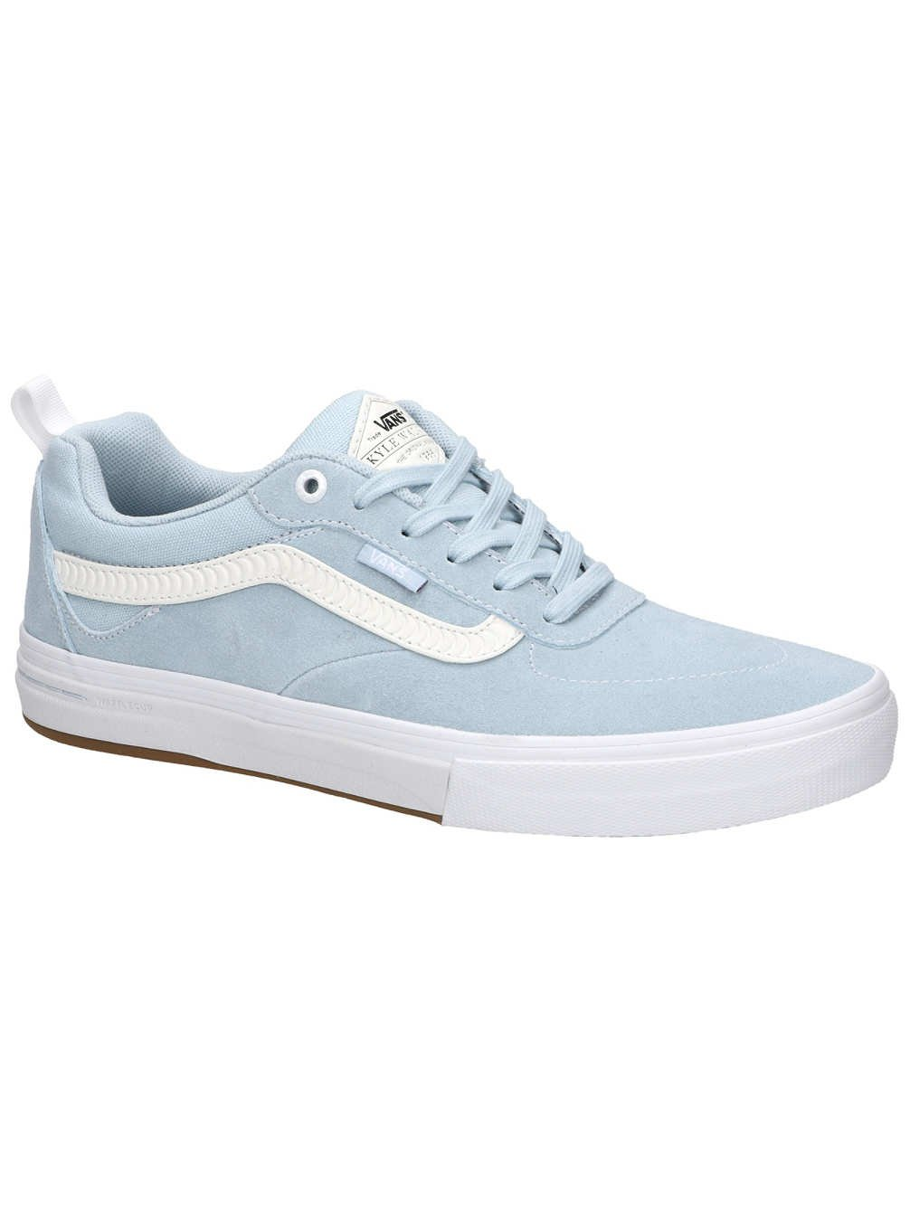 d89f0691ac Galleon - Vans X Spitfire Kyle Walker Pro Sneakers (Baby Blue) Men s Suede Skate  Shoes