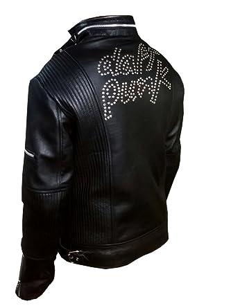 c324e455b Stylowears Daft Punk Leather Jacket: Amazon.co.uk: Clothing