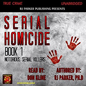 Serial Homicide, Book 1 Audiobook