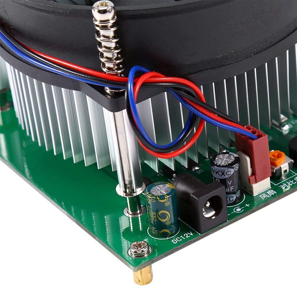 150 W courant constant Charge /électronique Carte Batterie d/échargement courant constant Charge Capacit/é Testeur instrumentation Module avec refroidisseur ventilateur