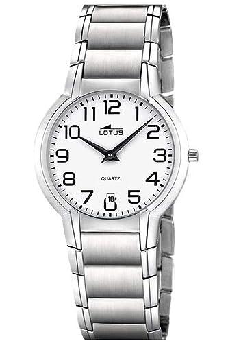 Reloj - Lotus - Para - 15404/6