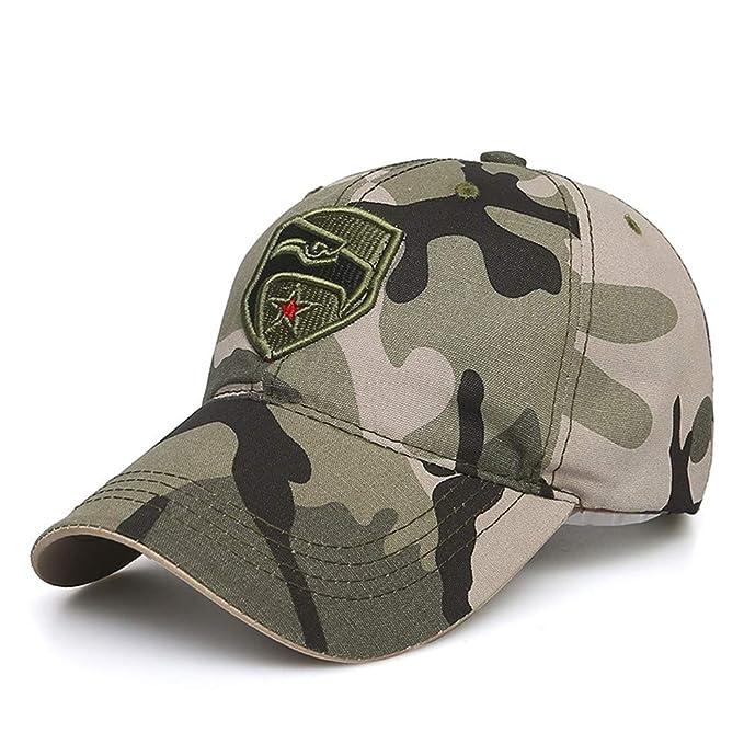 FDBQC Fuerzas Especiales Boinas Militares Gorras Gorros para Hombre del Ej/ército Entrenamiento De Soldado Transpirable Al Aire Libre