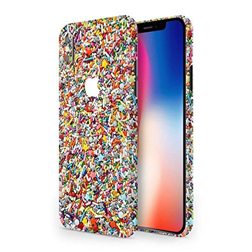 COBALT Skins   iphone X 3M Skin Vinyl Wrap   Protective Iphone 10 Skins (Sprinkles)
