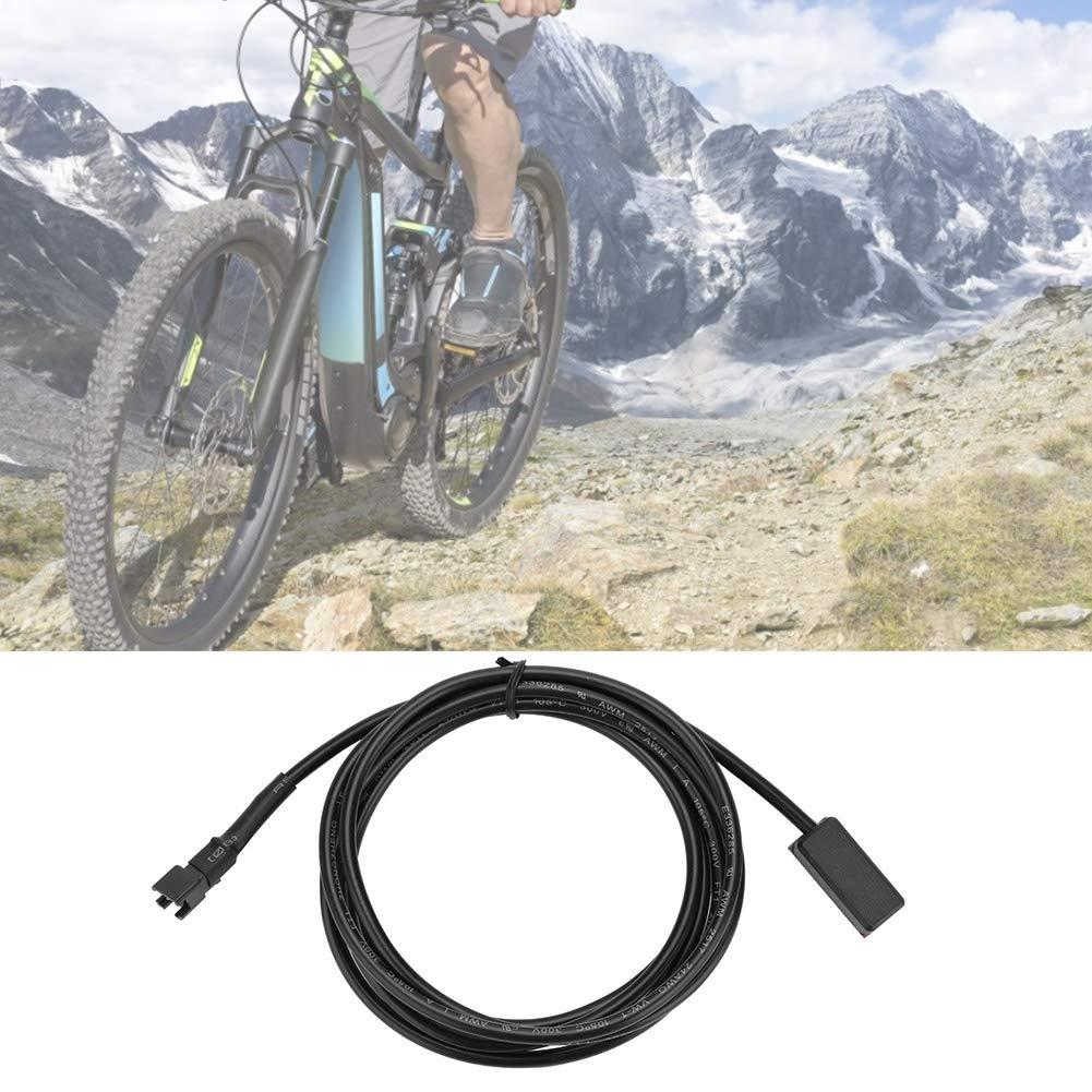 Alomejor Cable el/éctrico del Sensor de Freno de la Bicicleta E-Bike Sensor de Velocidad del Freno Sensor de Velocidad Externo Freno mec/ánico Interruptor de Apagado Cable del Interruptor