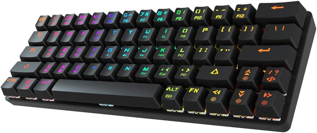 DIERYA DK63 Wireless 60% Mechanical Gaming Keyboard