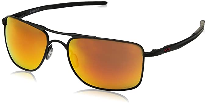 cd8e050541 Image Unavailable. Image not available for. Color  Oakley Men s Gauge 8  Sunglasses ...