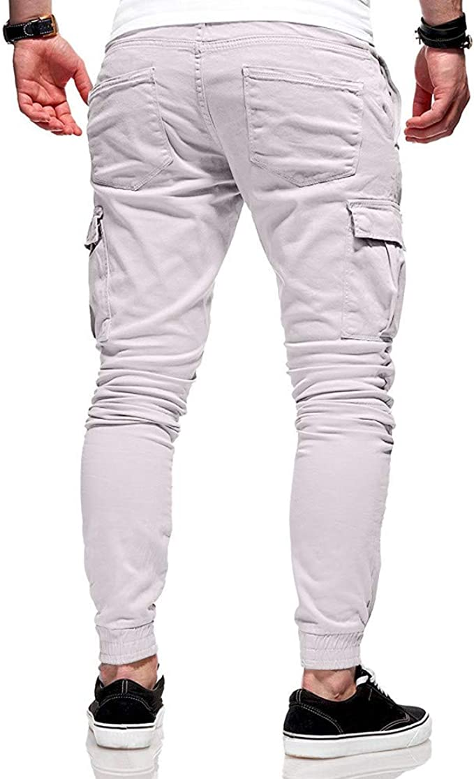 Moda Talla Grande Hip Hop Mezclilla Pantalones Casual Baggy Rectos Pantalones Corte Ajustado Tejanos Anchos Pantalon Straight Jeans Suelto Vaqueros Hombre Hombre Vaqueros
