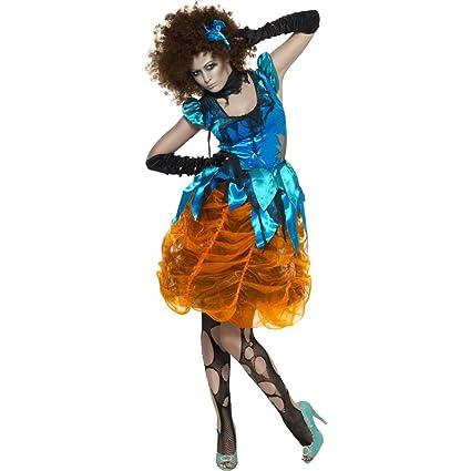 Amakando Princesa terrorífica Disfraz Killerella S 36/38 ...