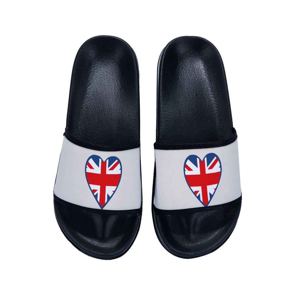 XINBONG Boys Girls Casual Stylish Beach Sandals Summer Open Toe Lightweight Sandal Indoor Floor Slipper
