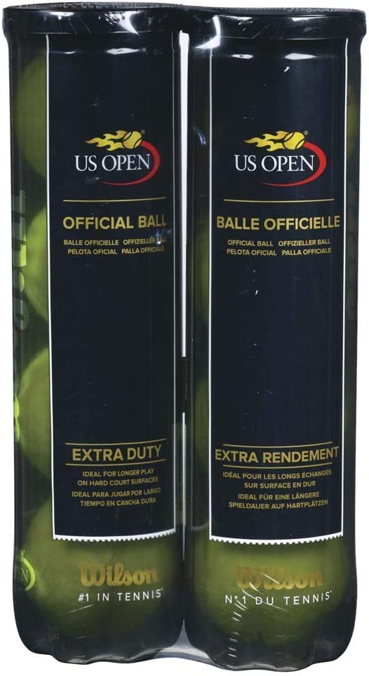 Wilson US Open Pelotas de tenis