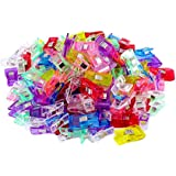 100 PCS Multipurpose Sewing Clips in Different Colours Perfect for Sew Binding,Crafts,Paper Work and Hanging Little…