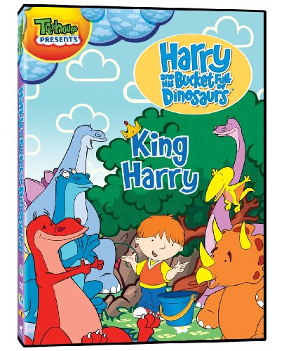 Harry His Bucket Full Dinosaurs product image