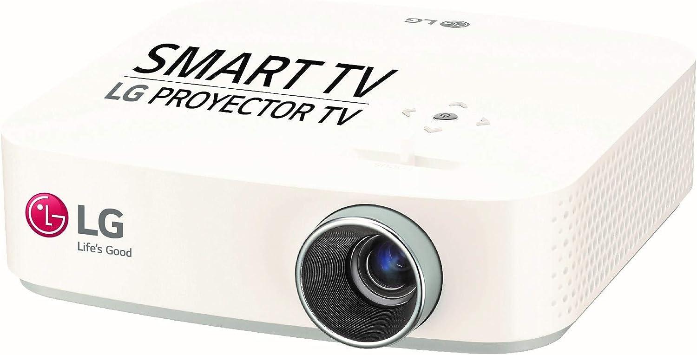 LG CineBeam PF50KS - Proyector TV con SmartTV webOS 3.5 y batería integrada (hasta 100