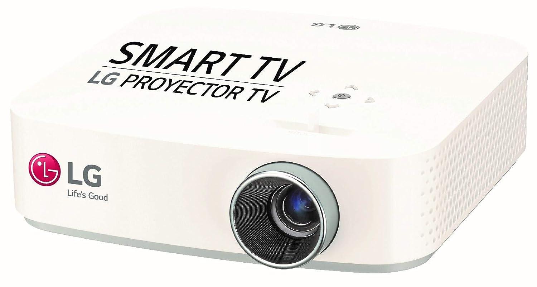 TALLA FHD 600 lumen. LG CineBeam PF50KS - Proyector TV con SmartTV webOS 3.5 y batería integrada (hasta 100