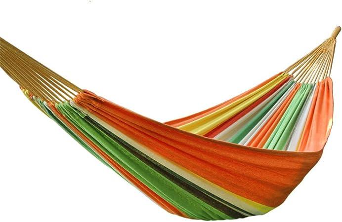 Hamaca Al Aire Libre o jardín Multifuncional Ocio acampa Hamaca Hamaca Jardín Senderismo Mochila for Llevar fácil Cómodo y Elegante Regalo: Amazon.es: Hogar