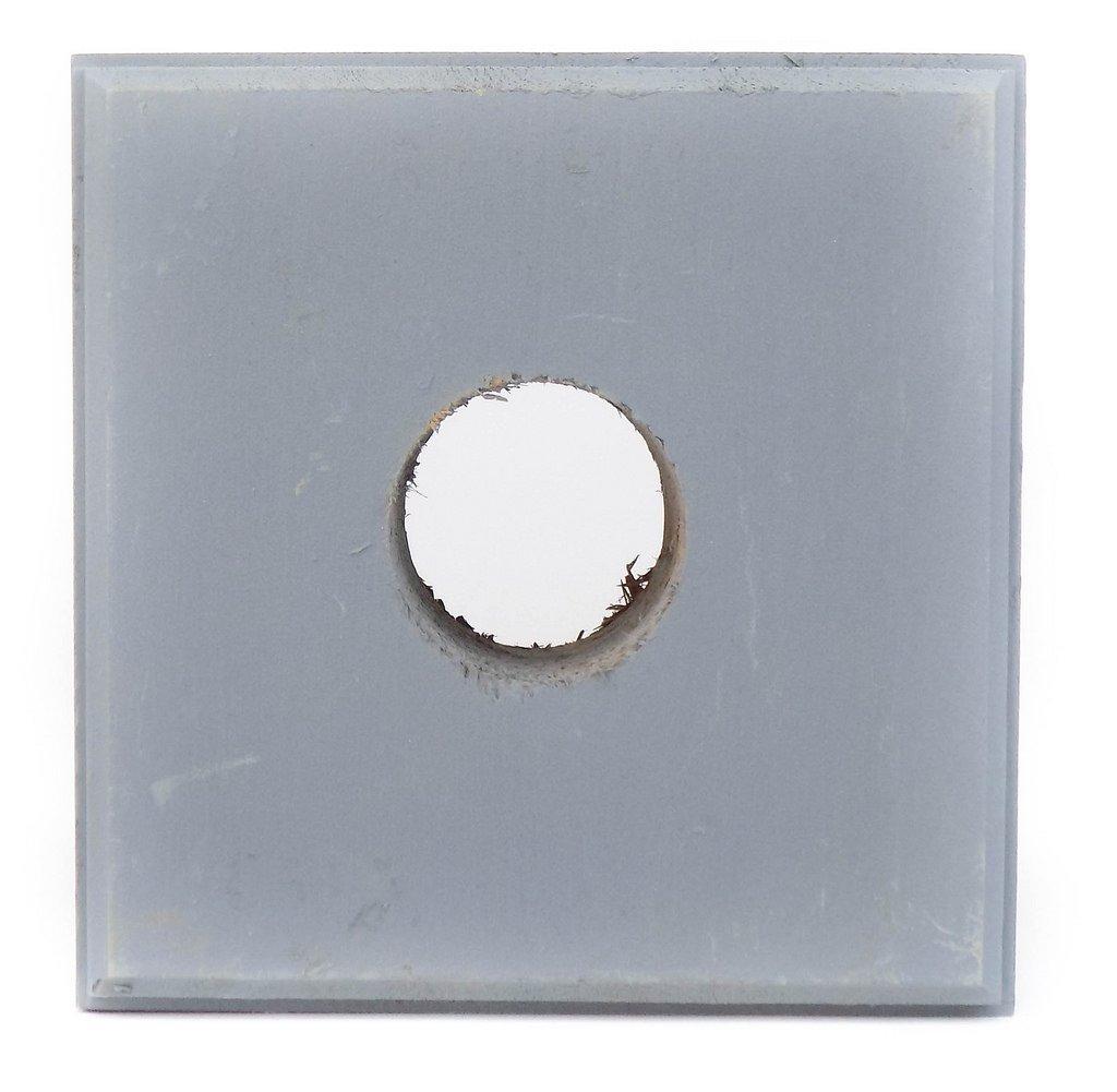 Miller Shingle Clear Cedar Hose Bib Primed, 4 pack - 4.5 inch x 4.5 inch