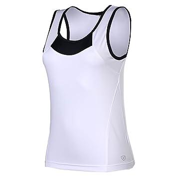 c4a7ca32229e27 Limited Sports Damen Tennis-Tanktop Tale: Amazon.de: Sport & Freizeit