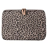 for Apple New iPad Pro 10.5 & iPad Pro 9.7 - Protective Sleeve Case Cover - Leopard