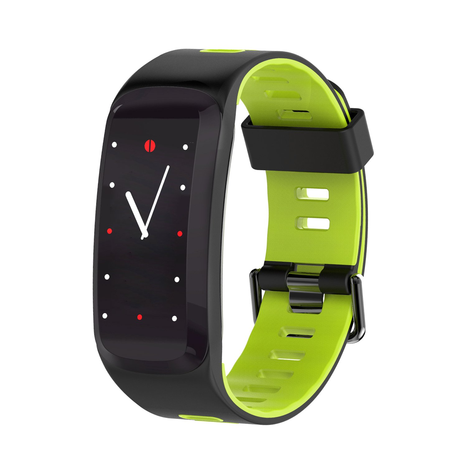 Byoung Activity Tracker Color Screen,Smart Watch IP68 Waterproof Fitness Watch with Heart Rate Monitor, Sleep Monitors, Calorie, Pedometer, Blood Pressure Sport Smartwatch for Men Women Kids Gifts