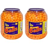 Utz Cheese Ball Barrels - 35 oz. - 2 pk.