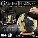 4D Cityscape Game of Thrones (GoT) 3D Westeros