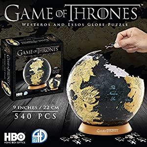 Game Of Thrones Globe 9