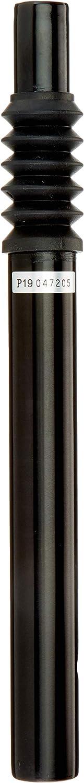 Black Seat Post One Size Prophete Unisex Adult Spring Seat Post Aluminium Length 300 mm Diameter 27.2 mm Colour