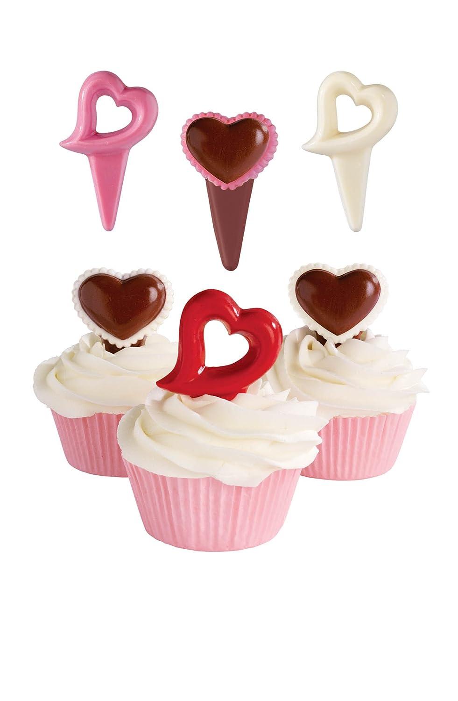 Wilton Hearts Candy Mold