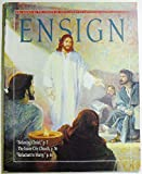 img - for Ensign Magazine, Volume 22 Number 4, April 1992 book / textbook / text book