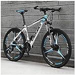 61fWM7HqjNL. SS150 26 Pollici 21 velocità, Bicicletta, Adulto Bicicletta MTB, Bicicletta Mountain Bike, Biciclette, Doppio Freno A Disco…